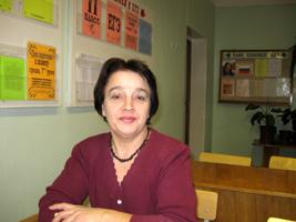 Чистякова Надежда Ивановна